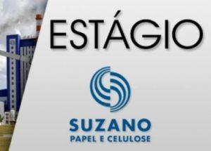 Programa de Estágio Técnico Suzano 2020 – Inscrições, Vagas